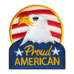 Proud American Patch