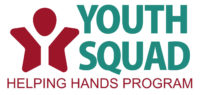 Youth Squad Helping Hands Logo