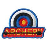 Scout Archery Fun Patch
