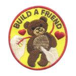 Build a Friend Fun Patch