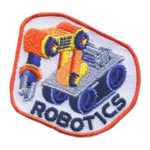 Robotics Fun Patch