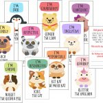 Girl Scout Animal Friends Reward Cards