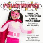 Girl Scout philanthropist Workshop