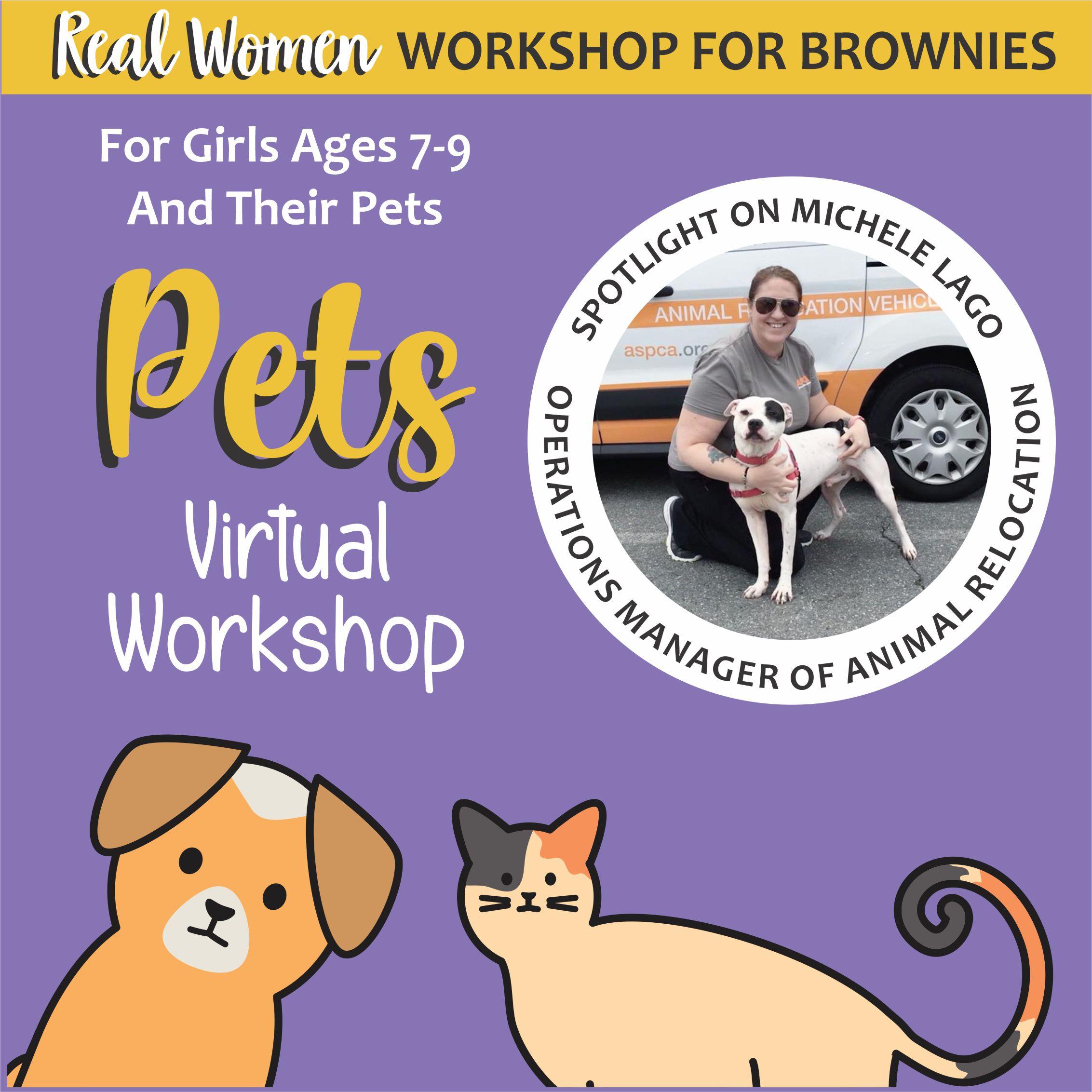 Girl Scout Virtual Pets Badge Workshop