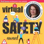 Girl Scout Virtual Safety Award for Juniors