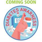 Girl Scout Diabetes Awareness Fun Patch