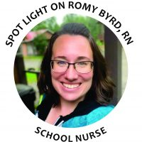 Girl Scout Real Woman Romy Byrd
