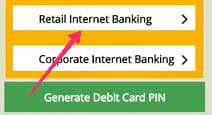 pnb Netbanking atm card activation