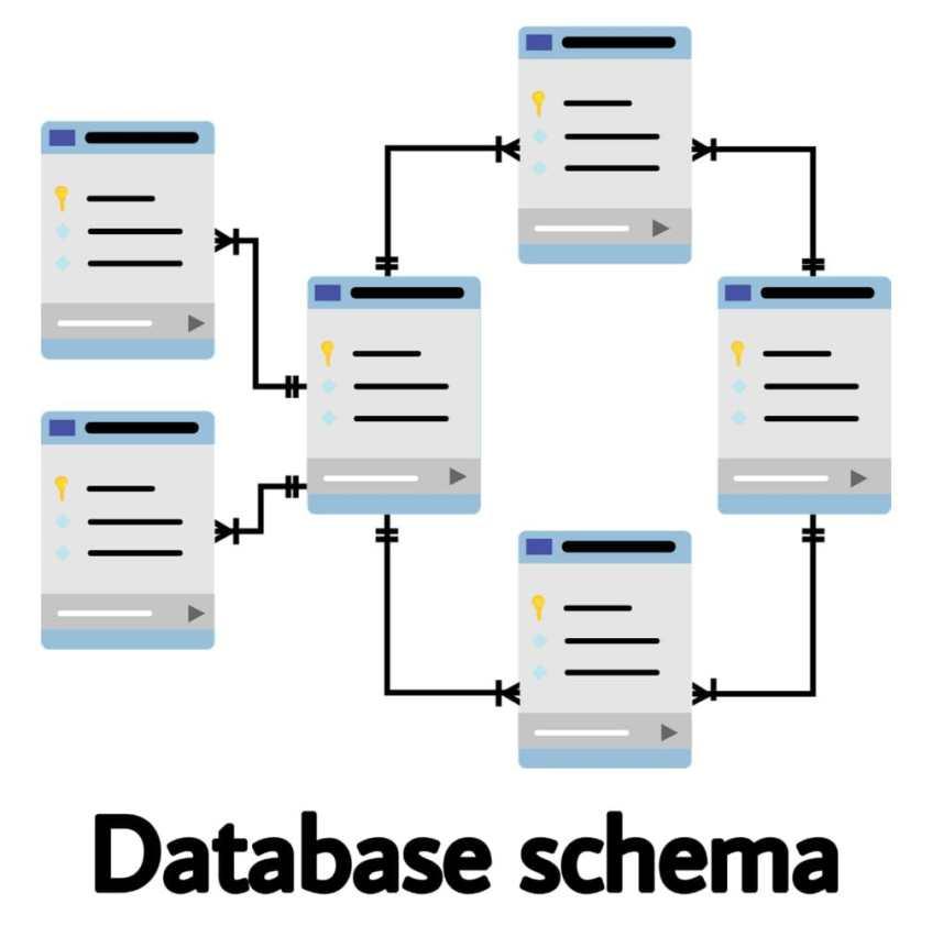 database sachem dbms in hindi