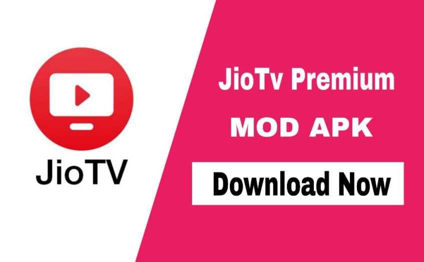 Jio TV Cracked APK