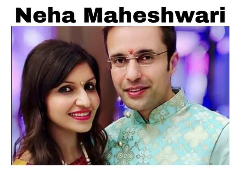 sandeep maheshwari wife