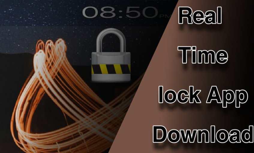 Time Lock App