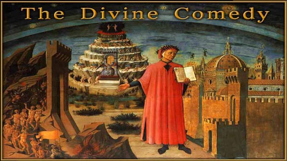 महाकाव्य द डिवाइन कॉमेडी : प्रेम गाथाओं के इतिहास में एक अदृश्य प्रेम