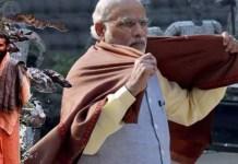 Modi Sanyasi to PM