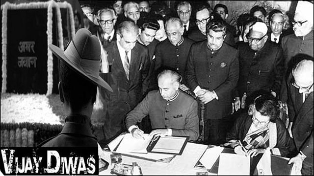 1971 vijay diwas yashark pandey making india