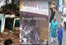 bangal burning mamta benerji hindu muslim riots making india