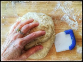 Making Bread by Hand