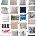 24 Affordable Throw Pillows To Mix And Match Making Lemonade
