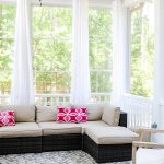 Transform Your Porch With Outdoor Curtains Making Lemonade