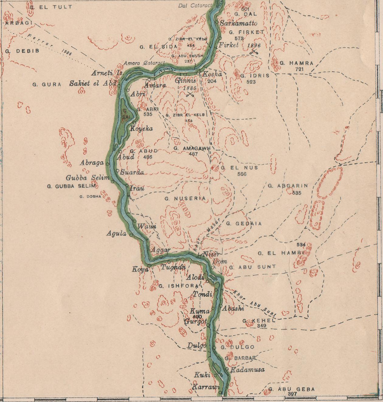 The Survey Of Egypt