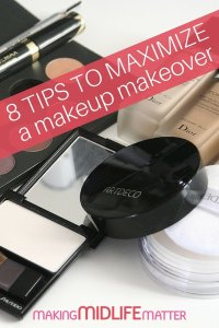 Every few years it's a good idea to look at the new make-up offerings and update your look. The maze of shiny displays with eager salespeople promising miracle can be intimidating and confusing. Navigating this minefield and coming out with what you want can be challenging. Here are 8 tips to help you maximize your make-up makeover.