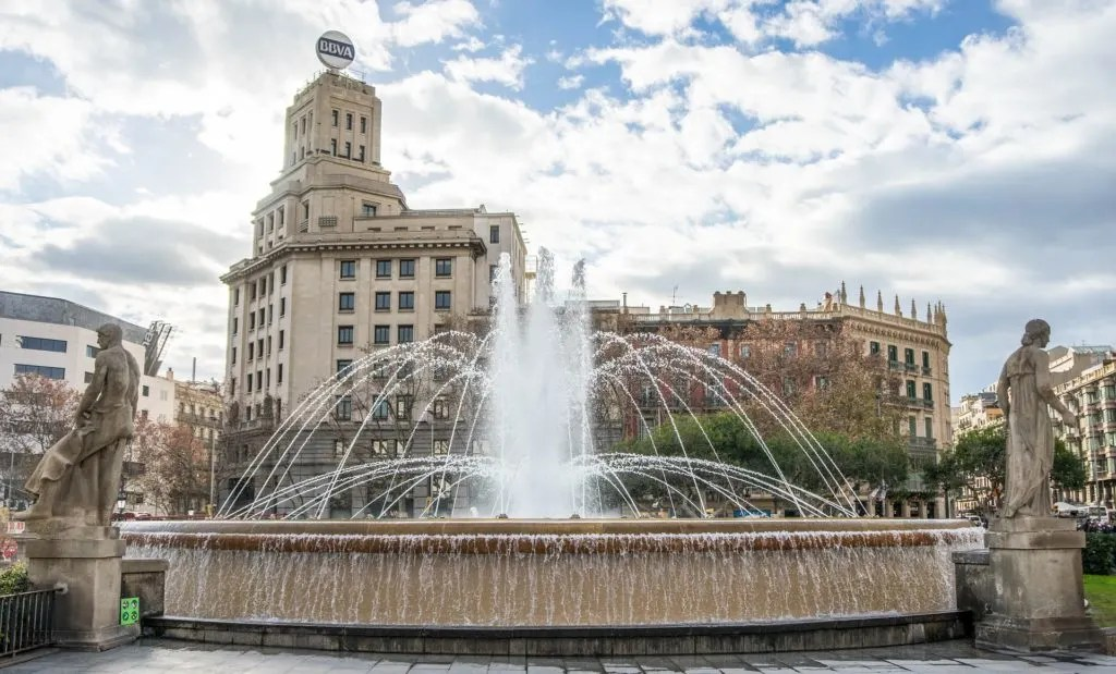Here are some tips for visiting Barcelona Spain on a budget.