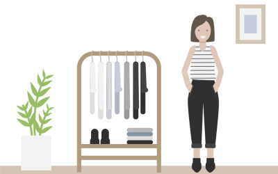 5 Reasons It's Time You Created A Capsule Wardrobe