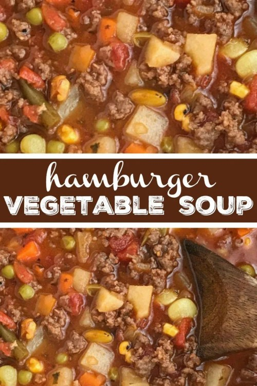 It doesn't get much easier than this! If you have ground beef in your freezer or frig, you can have a nice, warm meal with little prep. Check out all 10 of these ground beef crock pot recipes! #crockpot #recipes