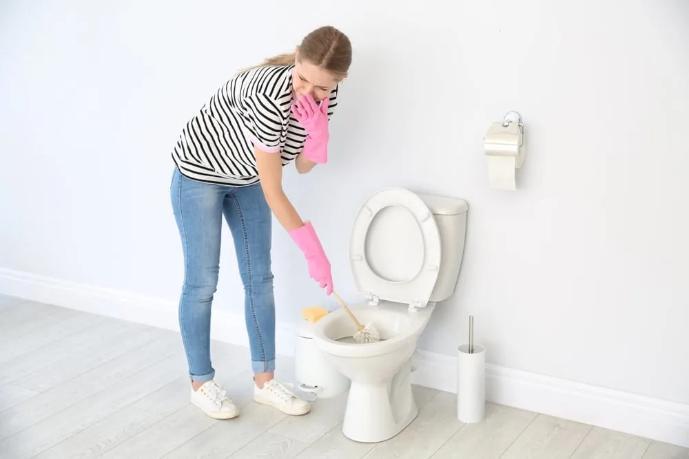 Tips For Dealing With Urine Splash & Port-a-Potty Smell