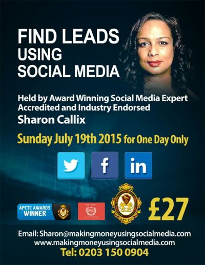 Find Leads Using Social Media