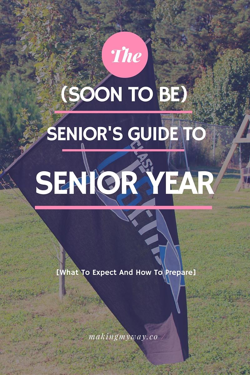 senior class registration