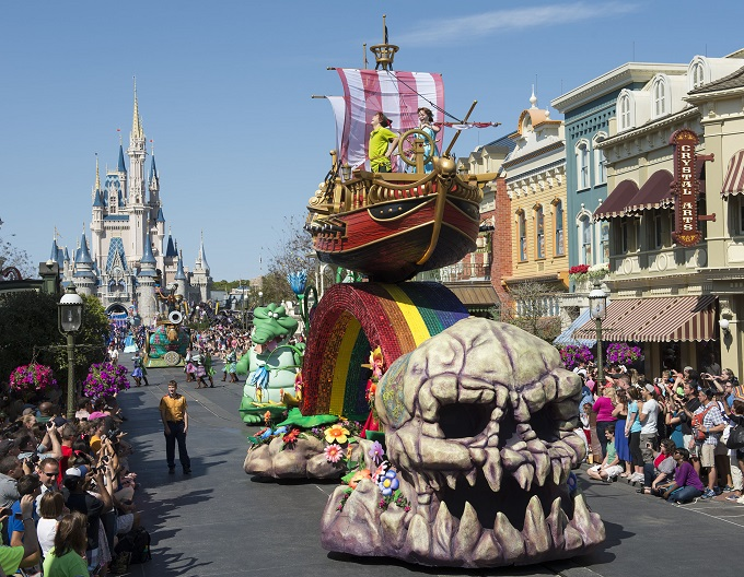 9 Must-See Shows At Walt Disney World - Festival of Fantasy
