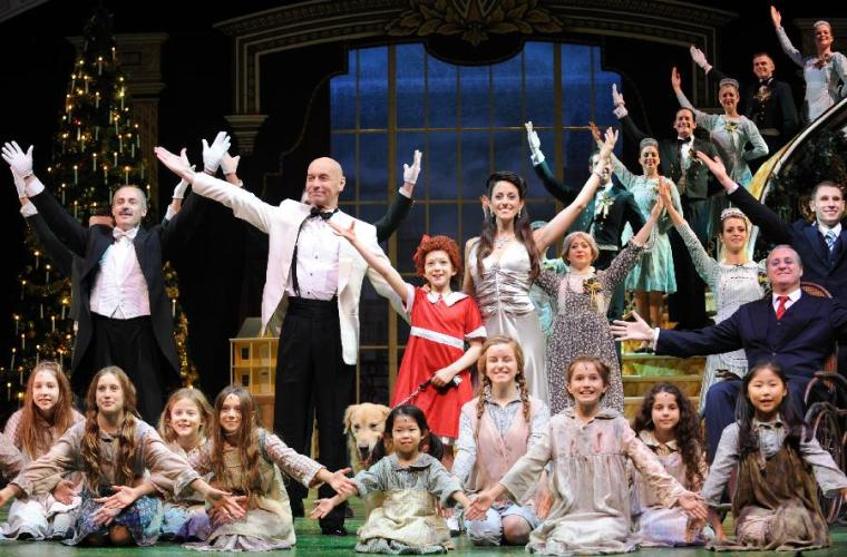 My Broadway Show Bucket List - Annie