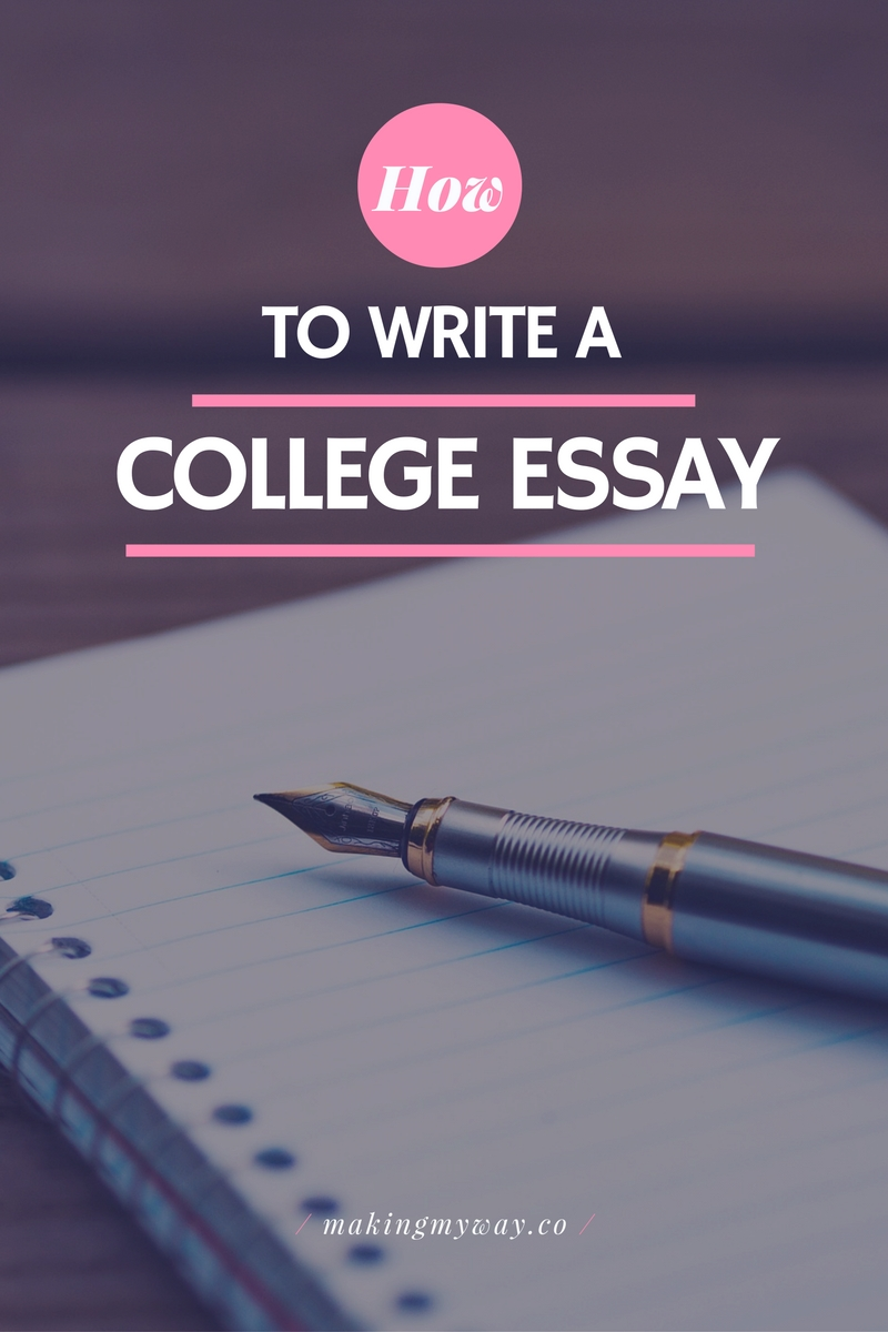 Fit college essay