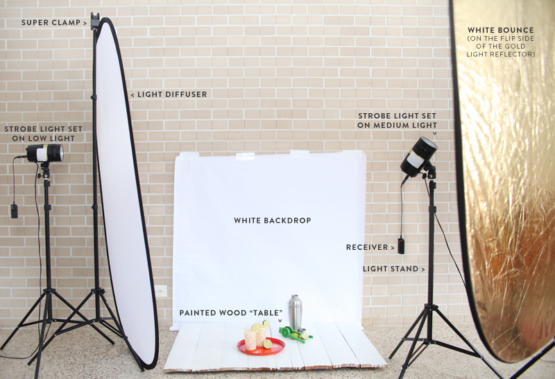 lighting tips tricks for bloggers photographers making nice in the midwest