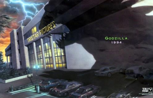 Godzilla1994teaser