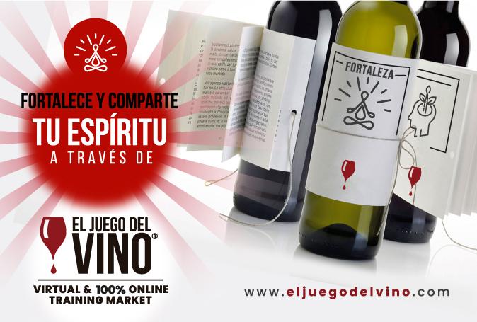 El Juego del vino-Tu espíritu