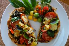 So lecker! Eignet sich auf prima zum Mitnehmen, zum Beispiel als Mittagssnack! Mir schmecken die Pizzetti auch kalt.