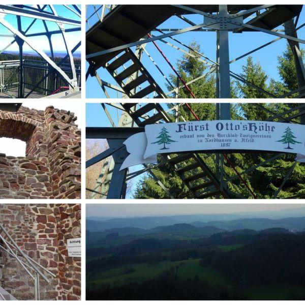 Harzer Wandernadel Poppenbergturm