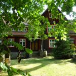 Forsthaus Plessenburg oberhalb von Ilsenburg