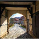 Eingangstor zum Kloster Michaelstein
