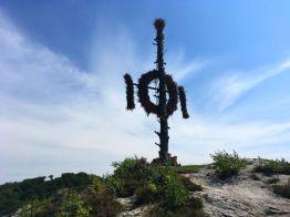 """Immer wieder toll: Die """"Queste"""" oberhalb von Questenberg im Südostharz"""