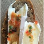 Chili-Knoblauch-Salzpaste