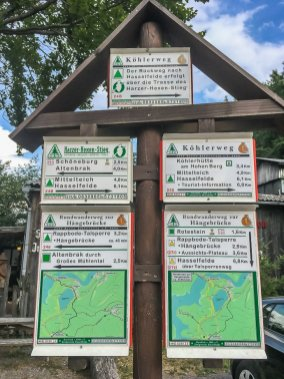 Am Köhlerweg: Hier geht es überall hin!
