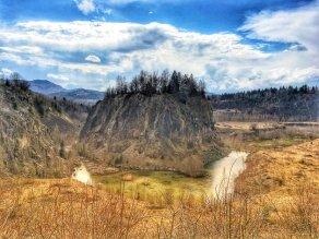 Renaturierter Steinbruch bei Wolfshagen