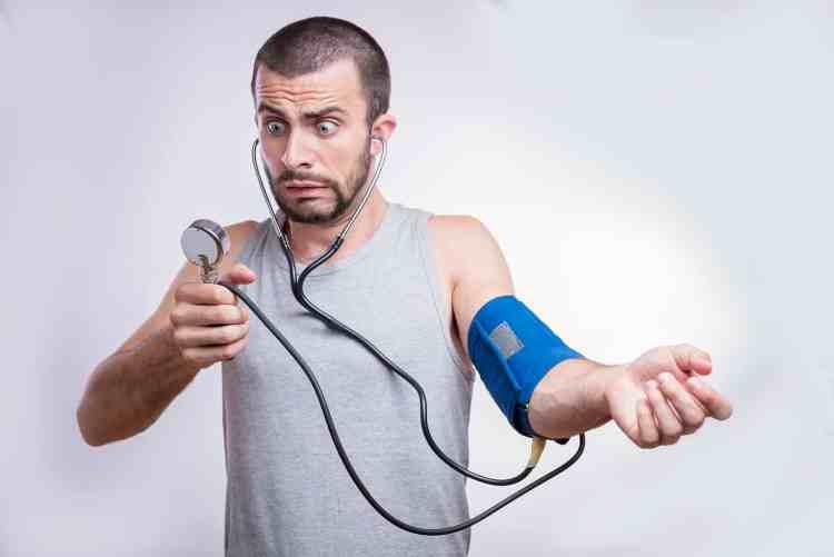 Shocking blood pressure results