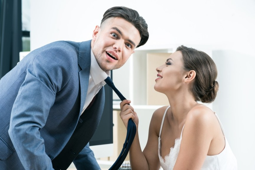 Top 10 Signs a Married Female Coworker Likes You