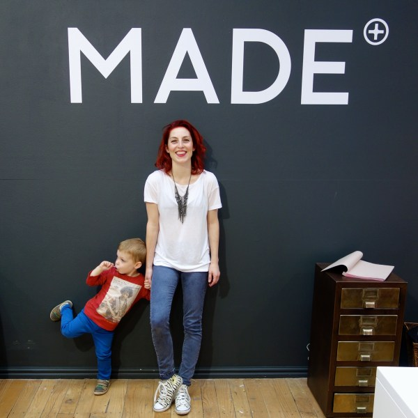 making spaces at made.com