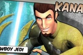 Kanan 1 - Star Wars Rebels: Meet Kanan!