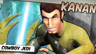 Photo of Star Wars Rebels: Meet Kanan!